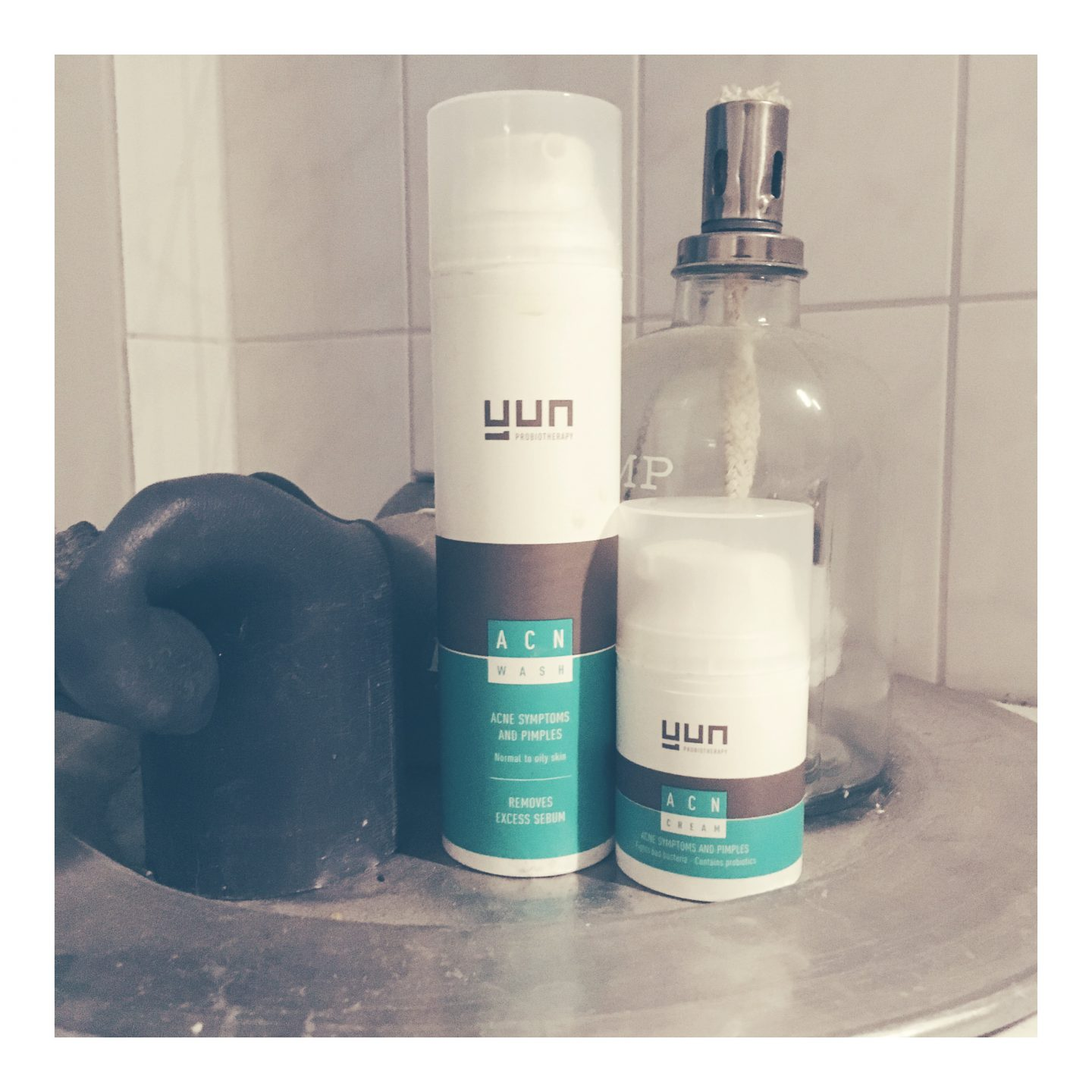 YUN's ACN THERAPIE REVIEW+WINACTIE